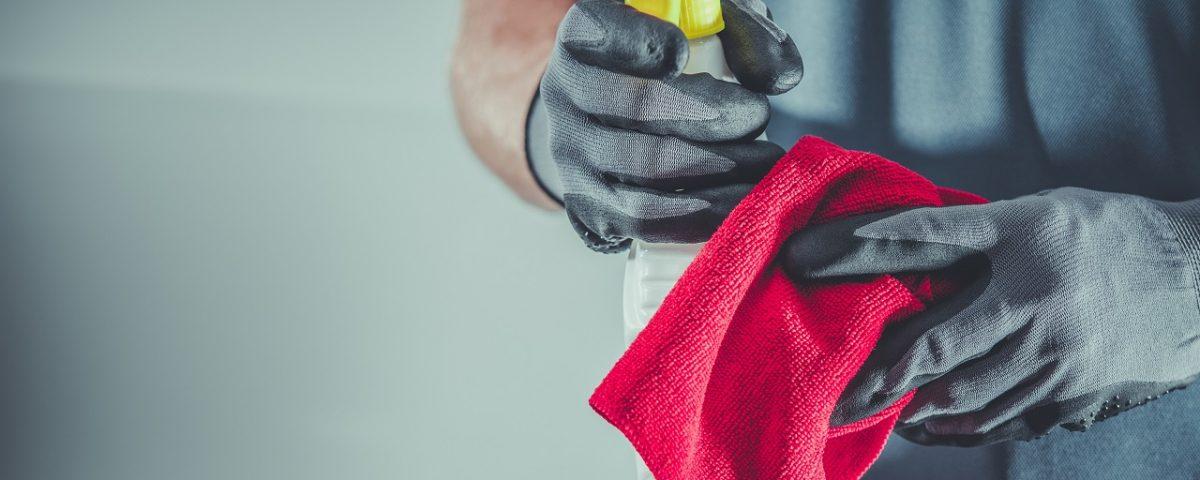 produits de propreté industrielle